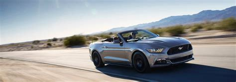 Ford Mustang 2016 Horsepower by 2016 Ford Mustang Ecoboost Horsepower And Fuel Economy Ratings