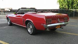 1969 Ford Mustang Convertible - Classic Ford Mustang 1969 for sale