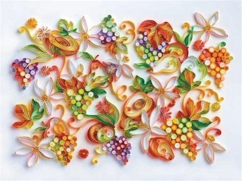 Stunning Quilling Designs By Yulia Brodskaya : How To Make Quilling Art With Strips