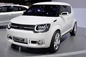 Suzuki Hybride 2018 : suzuki im 4 mini crossover will reportedly arrive in 2018 carscoops ~ Medecine-chirurgie-esthetiques.com Avis de Voitures