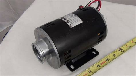 Reversible Electric Motor by Molon Tm96110 1 1 3hp 1 Phase 1600 Rpm Electric Motor