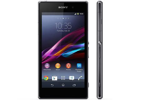 modern smartphone sony xperia z1s smartphone thecoolist the modern