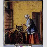 Milkmaid Vermeer | 2527 x 3000 jpeg 6344kB