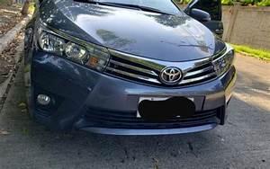 2017 Toyota Corolla Altis For Sale In Davao City