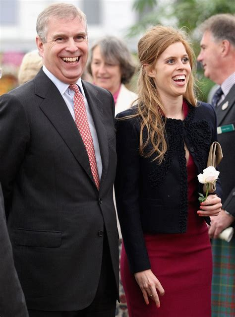 Prince Andrew and Princess Beatrice Photos Photos: Chelsea ...