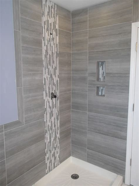 Shower Niche  Design Build Planners