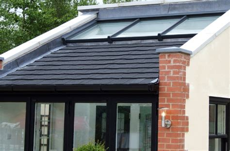 Learn To Roof : The Supalite Tiled Lean-to Roof
