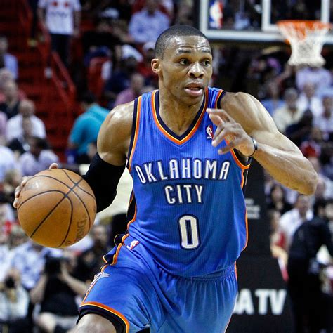 Russell Westbrook Basketball Player Proballers