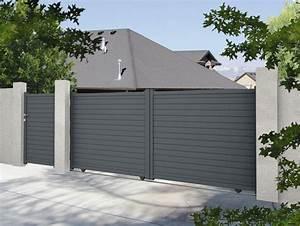 Portail Brico Depot 4m : portaille coulissant brico depot ~ Farleysfitness.com Idées de Décoration
