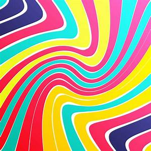 Modern, Colorful, Lines, Bright, Backgroind, Vector