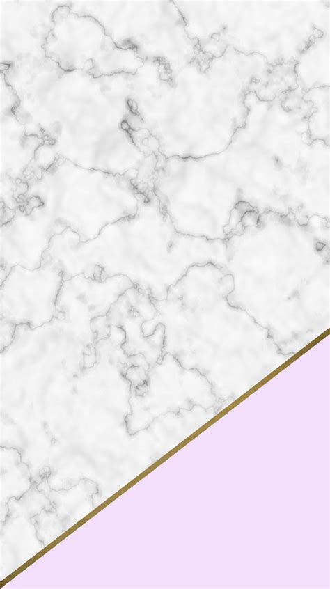 Iphone Gold Lock Screen Marble Wallpaper by Marble Gold Lilac Iphone Wallpaper And The