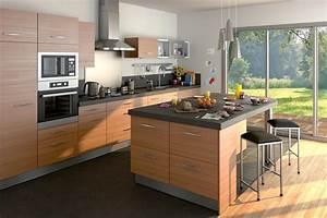 12 modeles de cuisine qui font la tendance en 2015 With meubles de cuisine lapeyre