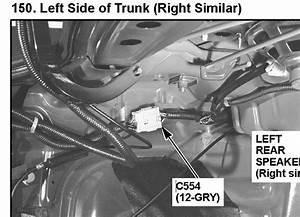 2008 Honda Rancher Running Tail Light Wiring