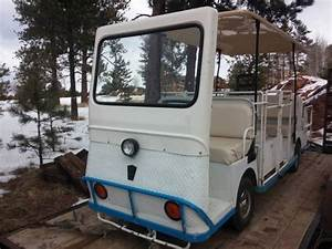1971 Classic Taylor Dunn Limo Cart