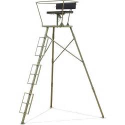 Deer Stands Walmart by Hunter S Pointe 11 5 Quot 360 Degree 2 Person Hunting Tri Pod