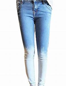 Cotton Denim Jeans Womens 2015 New Fashion Skinny Jeans ...
