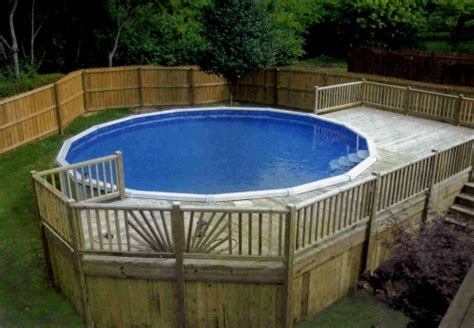 Pictures Of Decks Around Above Ground Pool by Above Ground Pool Deck Pictures