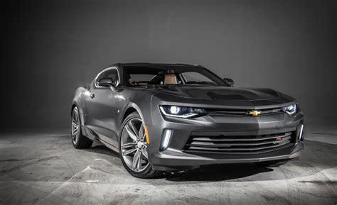 2016 Chevrolet Camaro's Build And Price Configurator Now