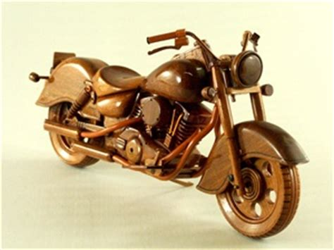 premium wood designs mahogany motorcycles models