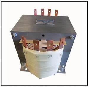 Single Phase Multi Tap Transformer  12 5 Kva  P  N 15447xa