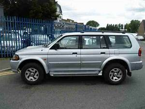 Mitsubishi Shogun Sport 2 5td Equippe 2004 54 1 Owner From