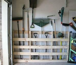 Rangement Outils Garage : les 5 astuces de rangement de garage retenir ~ Melissatoandfro.com Idées de Décoration