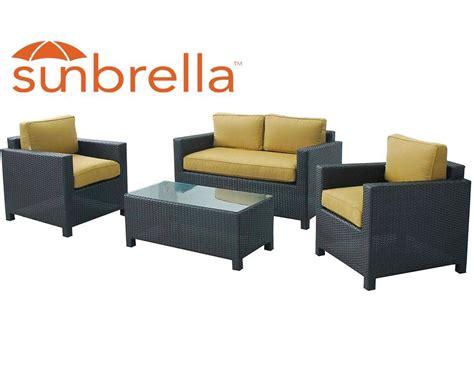 kontiki patio furniture manufacturer new kontiki ritz sunbrella series outdoor patio furniture