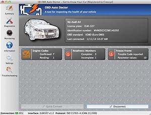 Obd Car Doctor : download obd auto doctor mac 3 5 2 ~ Kayakingforconservation.com Haus und Dekorationen