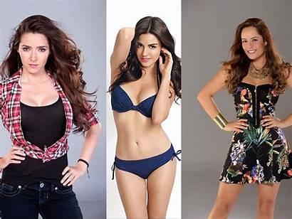 Actresses Telenovela Hottest