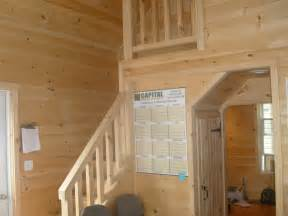 log homes floor plans and prices 14x32 custom cabin with 6 39 porch finished interior and