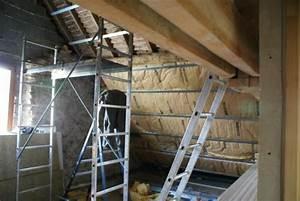 Laine De Verre Sans Pare Vapeur : epaisseur isolation toit terrasse rt 2012 le tampon ~ Premium-room.com Idées de Décoration
