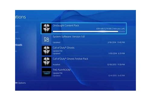 ps4 add ons won't download