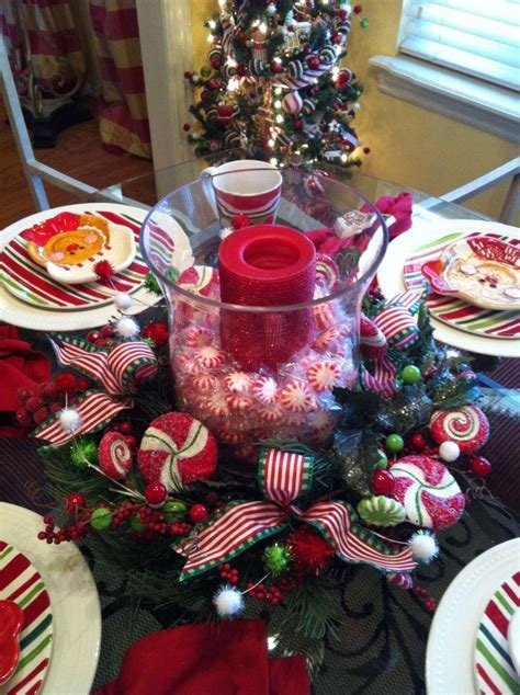 christmas centerpiece hurricane l only or with