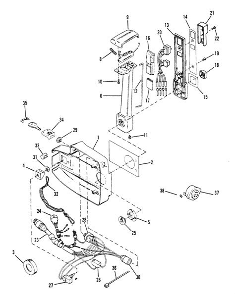 Quicksilver Parts Numbers Wiring Diagram