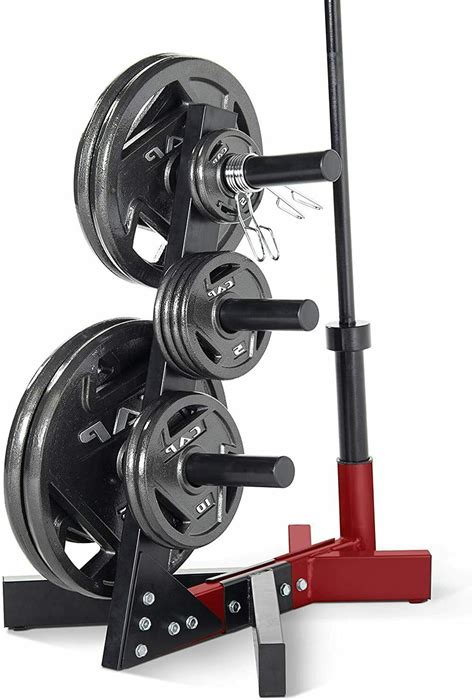 olympic weight tree olympic platebarbell storage rack