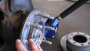 Hub Assembly Wheel Bearing Replacement Chevrolet Silverado