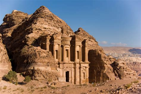 Petra Jordan ~ Fly Travel