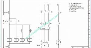 Etnik Sugitama  Wiring Diagram Kontrol Pompa Dengan Auto