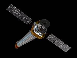 Chandra X-ray Observatory | 3D Resources