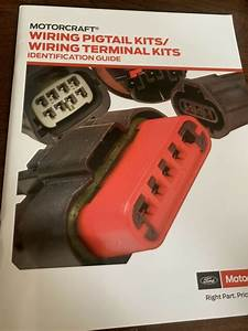 Motorcraft Wiring Pigtail Identification Guide Book