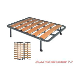 wooden slat bed frame kyrbeef rollaway beds shipped