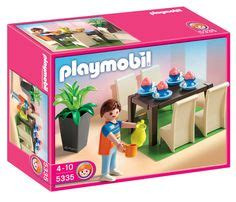 salle a manger playmobil playmobil and bricolage on