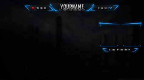 twitch overlay template girls twitch overlay template free projetos para experimentar