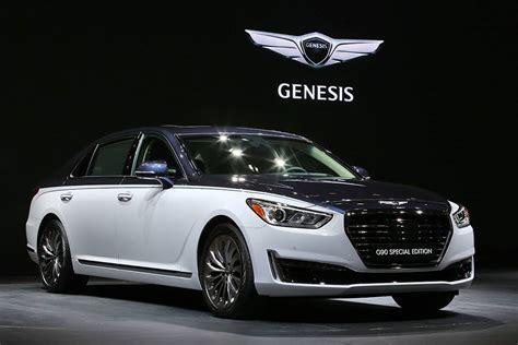 Genesis Car G90 genesis g90 special edition looking more like a bentley