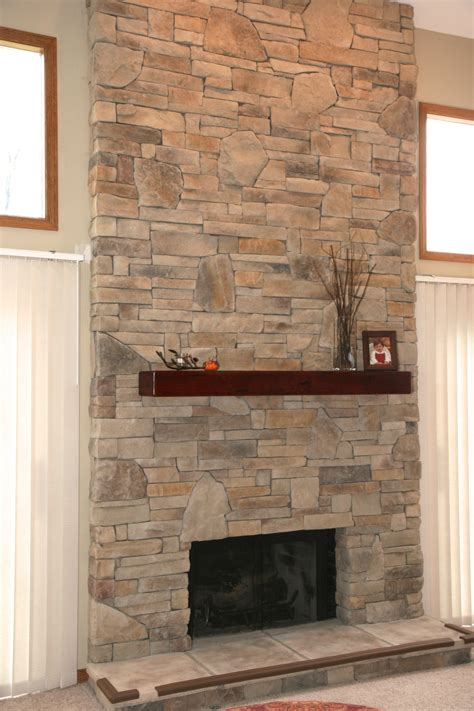 stack rock fireplace for fireplace fireplace veneer