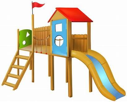 Slide Clipart Park Clip Transparent Spielplatz Playground