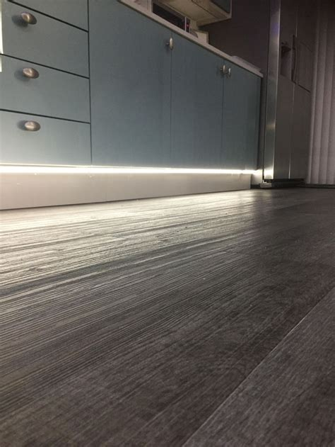 Choose LEDS for plinth, kickboard & skirting board feature