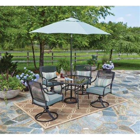 living accents 5 dining set ace hardware