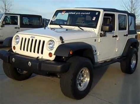 jeep wrangler unlimited   sale  charlotte nc lake norman chrysler jeep dodge