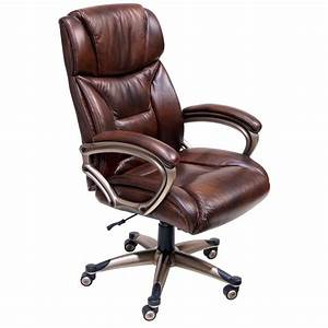 Bedroom Good Looking Executive Leather Office Chairs Chair